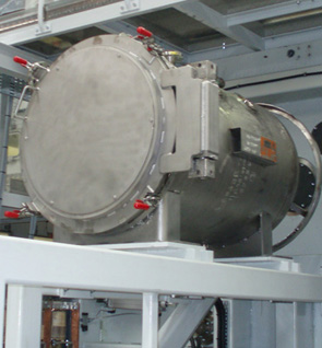 high temperature autoclave